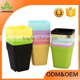 garden suppliers hydroponics artificial plant with roots home garden wholesale flower pots plastic plant pot