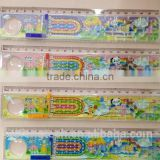maze ruler for kids / 15/18/20/30/ cm plastic ruler