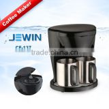easy use china 2 cups drip drop coffee maker machine