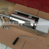 Factory Direct Wholesale Stainless Steel Manual Horizontal Sausage Stuffer,Sausage Filler,Sausage Maker