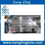 stainless steel electric griddle/counter electric griddle