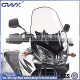 solid Polycarbonate sheet anti UV in motorbike windscreen / windshield, motor bike parts