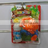 Summer Bubble gun Plastic bubble water gun toy