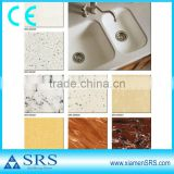 Artificial stone cultured marble