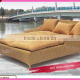 rattan outdoor daybed