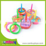 Wholesale good quality sport children play ring toss water game toys