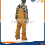 Customized fashion key denim bib overalls in workwear for mens manufacture Bib and Brace Bib Overalls tucker