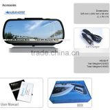 7inch rearview mirror with camera--RD-1170