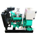 10-350kW wood gas electric generator