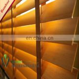 Carbonize bamboo venetian blinds