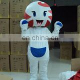 Popular Doraemon mascot costume for promotion