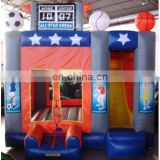 Inflatable ALL STAR bouncer Slide,Inflatable jump Slide