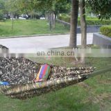Outdoor camouflage canvas hammock for sale