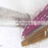 SILVER TIN INCENSE STICK PACK