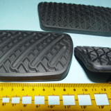 Aftermarket Restored Molded Rubber Pedal Pad injection molded brake pedal or clutch pedal covers China Manufacturer