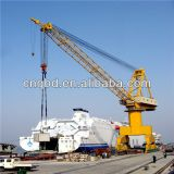Hot Sale competitive price 60ton MQ portal crane