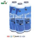 340g,500g,1000g,13.6kg Refrigerant R134a in Small Can Packed