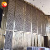 Jyf0052 Beautiful Patterns Stainless Steel Metal Board Price Malaysia Cheap Partition Walls Indoor Partition