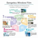 Reliable and Best-Selling uv protective glass film Window Film for both commercial and home use , samples also available