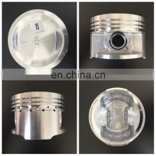 Motorcycle Piston Kit Casted Piston OEM Quality for TVS FIERO