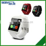 "New arrival bluetooth watch android smart watch,wrist watch U8 watch,u watch 1.48"" TOUCH SCREEN LCD/LED smartwatch u8 bluetoothN"