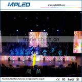 Singer star music concert outdoor mobile led video screen Nichia led chip from Japan for indoor HD video wall
