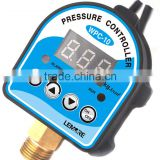 10 bar,G1/2,220V water pump digital pressure switch
