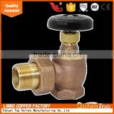 GUTENTOP -LB Brass BSGV Steam Radiator Valve - Bronze, Heavy Pattern                                                                         Quality Choice