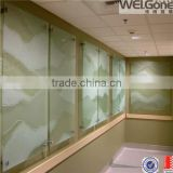 Good quality blown glass plate wall decoration