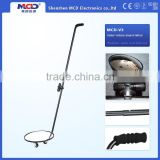 Portable Hand Held Vehicle Inspection Mirror with Flexible Rod