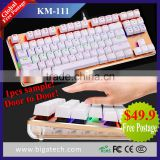2016 new best-selling keyboard, RGB backlight mechanical keyboard with floating design                                                                         Quality Choice