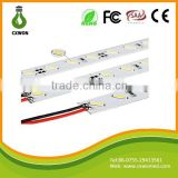 Bar lights 18w 7020 smd dc 12v led rigid strip,led strip cabinet light