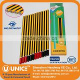 Wholesale Cheap Pencil; Cheap HB Pencil with Black/Yellow Striped                                                                         Quality Choice