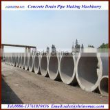 Tongue Type Reinforced Concrete Drainage Pipe Production Machine for Concrete Pipe Making
