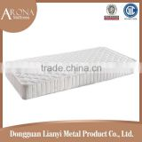 China new design bedroom furniture compressed convenient foam spring mattress for Refugee