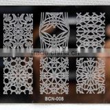 Nail DIY Tips Design Black Nail Art Image Printing Plate Polish Stamping Template low-priced