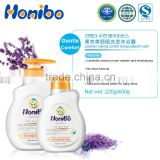 Honibo Lavender Calming Comfort Baby Shampoo and shower gel baby shampoo brands no phophate hair shampoo                                                                         Quality Choice