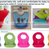 Safe material adjustable toddler baby drool bib made in China                                                                                                         Supplier's Choice