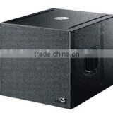 Neodymium 18 Inch line array powered speakers subwoofer