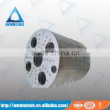 high temperature vacuum furnace tungsten molybdenume components heat shield/reflecting screen