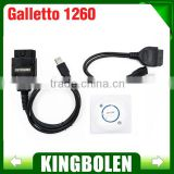 A+ Quality Factory Price Galletto 1260 ECU Chip Tuning Tool EOBD/OBD2/OBDII Flasher Galletto 1260 ECU Flasher