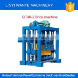 Manual hollow brick compressed earth block machines