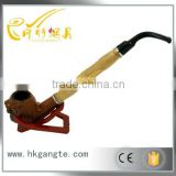 GTO2018 Red Classical Ltwfrane Bakelite Tobacco Smoking Pipe