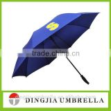 promotional golf umbrella for rain