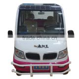 2014 hot sell high quality solar electric car electric vehicle electric rickshaw by solar power&battery