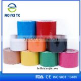Aofeite China Super Quality Sports Cotton Twill Snap Kinesiology Therapeutic Tape