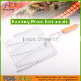 high quality aluminium grill mesh for outdoor barbecue or home usage