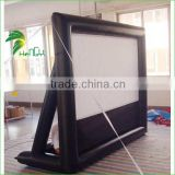 2014 Giant Outdoor Rear Projection Inflatable Movie Screen