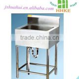 Kitche furniture /equipment stainless steel single bowl sink                                                                         Quality Choice
