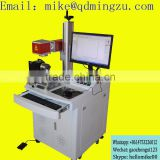 Small name plate jewelry 50W fiber laser cutting marking engraving etching machine for sale                                                                         Quality Choice
